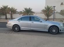 Mercedes Benz S 500 2008 - Abu Dhabi
