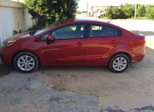 Automatic Red Kia 2014 for sale