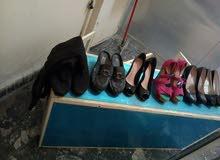 حذاء جيد ونظيف بحالي جيدة