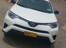 Toyota RAV 4 2017 For sale - White color
