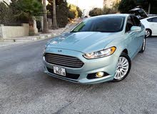 Silver Ford Fusion 2013 for sale
