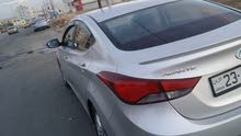 Gasoline Fuel/Power   Hyundai Avante 2014