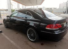 Automatic Black BMW 2008 for sale