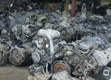 قطع غيار سيارات المستعملة