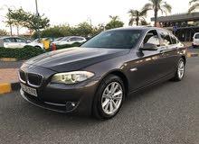 km mileage BMW 530 for sale