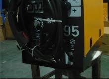 للبيع مكينة  لحيم  (مج )   (Mig Wilding ) جديده بالكارتون     07508255372 .يوجد واتساب وفايبر.