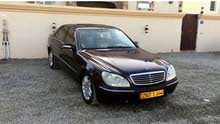 Automatic Mercedes Benz 2002 for sale - Used - Muscat city