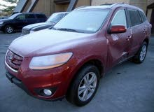 Hyundai Santa Fe 2013 For sale - Red color