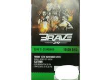 urgent Sale Brave 29 standard ticket zone c