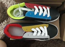 Women's Sneakers Lace Up Shoes