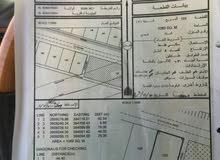 للبيع أرض في السنية 1089م تم تخفيض السعر