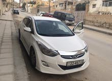 White Hyundai Avante 2012 for sale