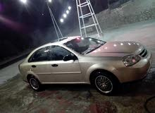 For sale Chevrolet Optra car in Ajloun