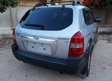 Grey Hyundai Tucson 2006 for sale
