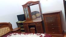 غرفة نوم مستعمله شبه جديده