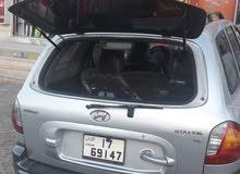 New Hyundai Santa Fe 2002