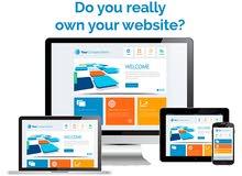 احصل على موقع شركتك او موقعك الشخصى الان + تطبيق مجانا