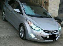 For rent a Hyundai Avante 2011