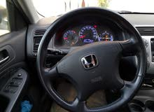 Used condition Honda Accord 2002 with +200,000 km mileage