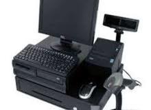 اجهزة وانظمة نقاط البيع الكاش  والباركود