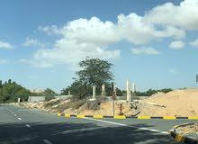 أرض سكنية زاوية شارعين قار بحي الياسمين بتصريح ارضي + طابقين والتملك حر لكل الجنسيات