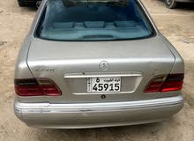 للبيع سياره E240. موديل 2000