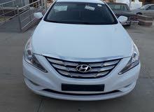 White Hyundai Sonata 2012 for sale