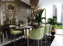 برج فلورنس حبي بتصاميم روبرتو كافالي ( دبي )