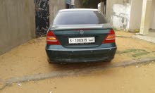 Mercedes Benz C 200 2002 For sale - Green color