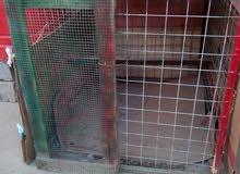 قفص يصلح لجميع الحيوانات متوفر واتساب الرقم 07703201933 السعر خمسين وبي مال المكان ياسين خريبط