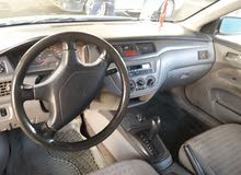 For sale Mitsubishi Lancer car in Tripoli