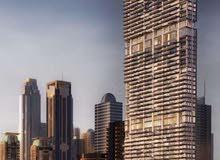 مشروع سكنى فندقى في الخليج التجاري