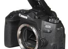 Canon EOS 77D Body Only Digital SLR Camera