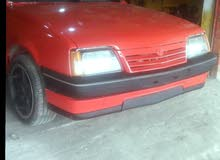 Red Opel Ascona 1982 for sale