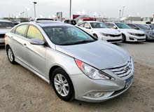 Hyundai Sonata 2014 For sale - Silver color