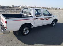 Manual Nissan 2015 for sale - Used - Wadi Al Ma'awal city