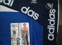 ترنج Adidas خامه ميلتون ليكرا ممتازه من مصنع الجندى (*سعر المصنع يفرق*)