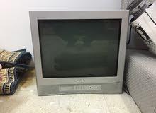 تلفزيون JVC مستعمل بدون ريموت
