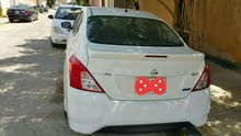 For sale Nissan Versa car in Wasit