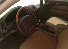 Available for sale! 0 km mileage Lexus LX 1998