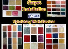 Upholstery Works Services