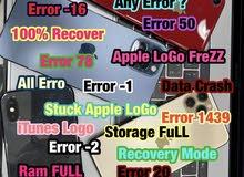 fix all kind of error