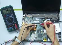 صيانة جميع اجهزة الكمبيوتر