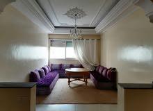 شقة للبيع مساحتها 140 متر مربع، بالطابف الاول ، عين البرجة ، الدار البيضاء