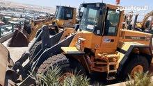 يوجد جرافة GSP لعمل في حفر وهدم وطم البيوت وكافة الأعمال