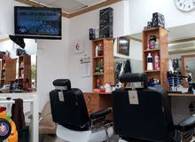 mens saloon barber needed
