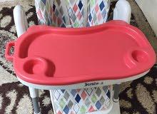 كرسي طعام للأطفال