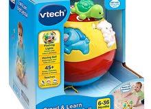 لتجار الجملة فقط متوفر العاب اطفال جديدة ماركة vtech