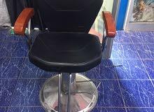 كرسي قص شعر