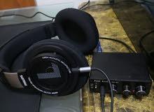 Shp9500 + Fosi audio dac amp